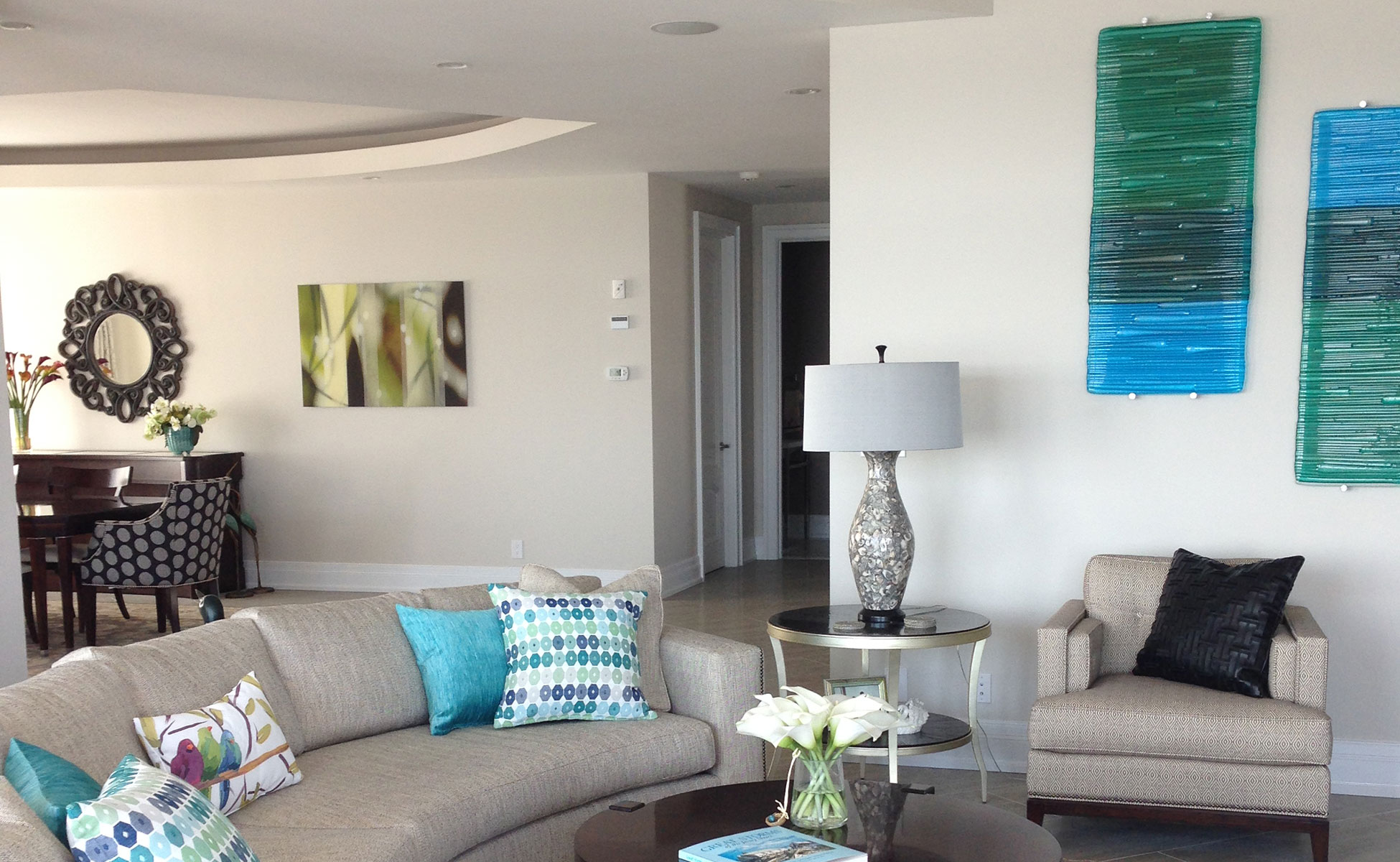 residential art consultant