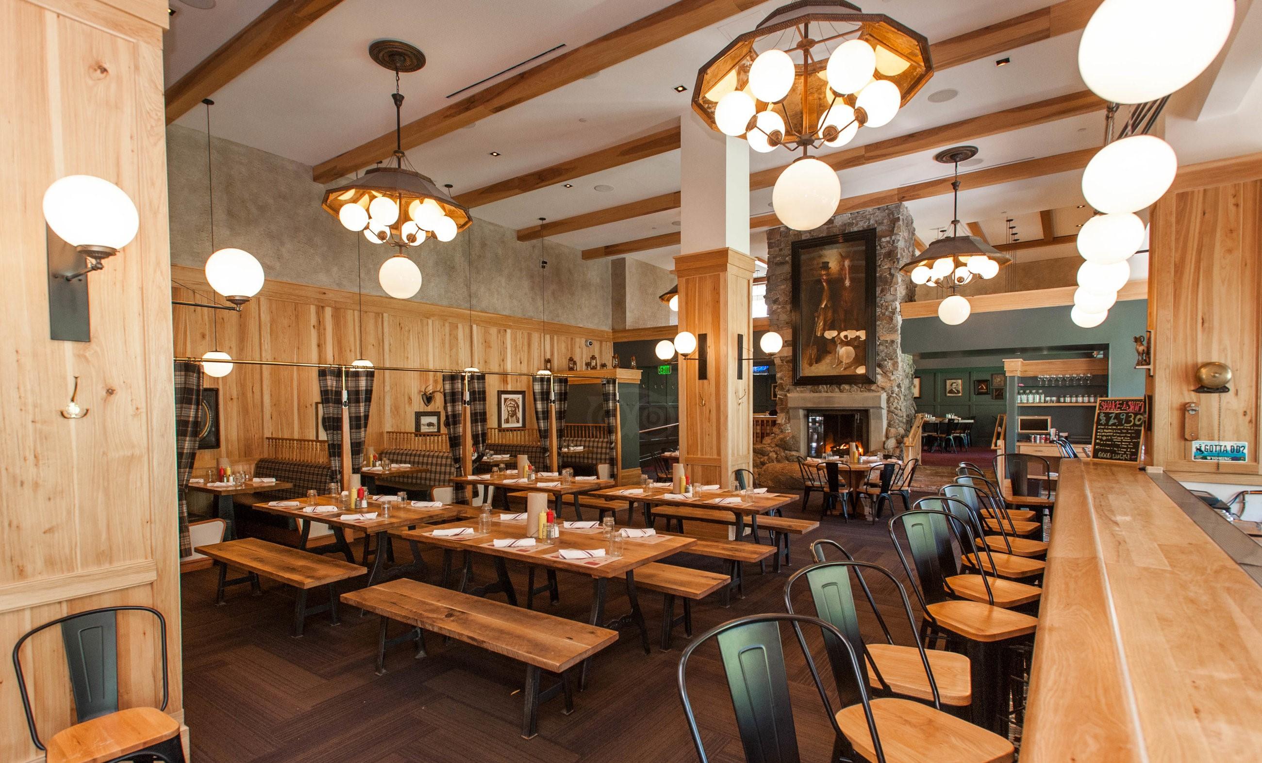 1919 market luxury apartments madison art for Four seasons jackson hole restaurant